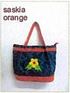 tas kain goni - saskia orange